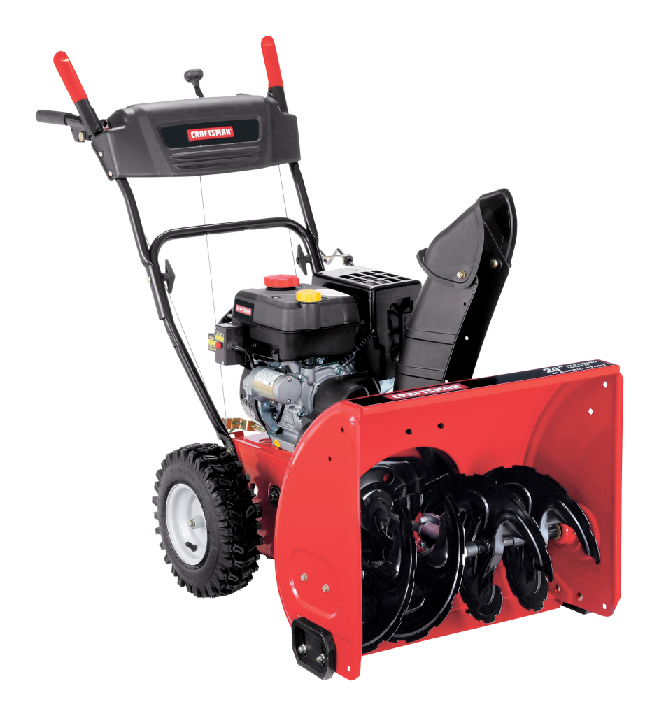 "Craftsman 24"" Snow Thrower"