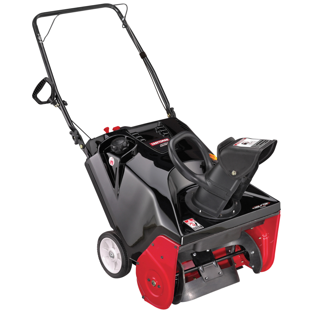 "Craftsman 21"" Snow Thrower"
