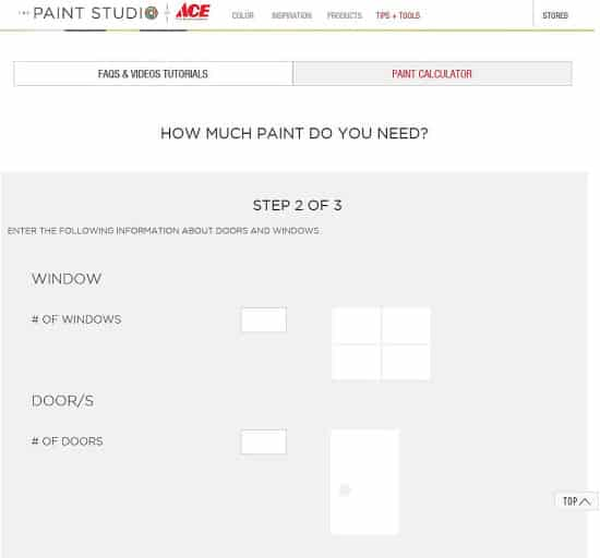 PaintCalculator Step2